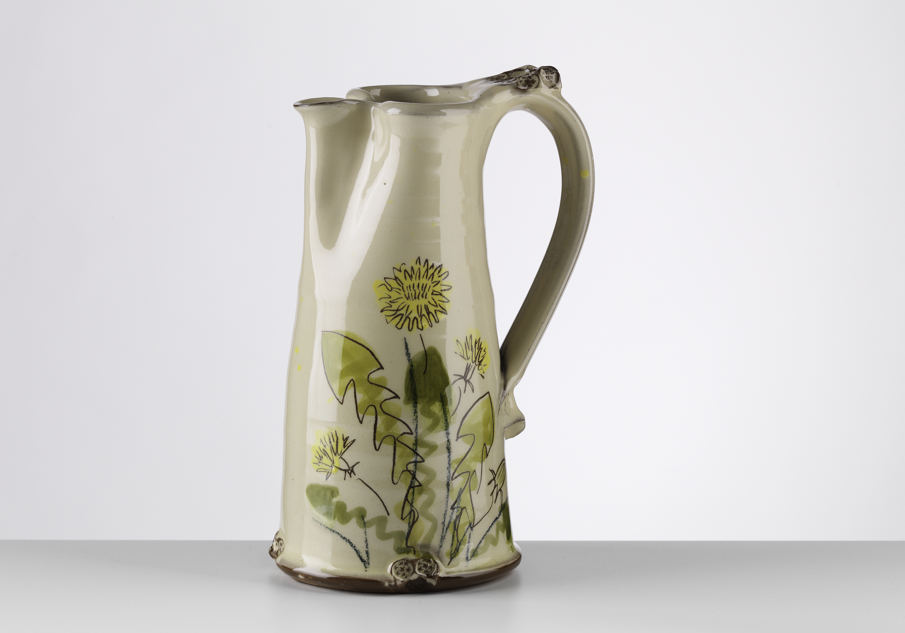Dandelion jug, medium