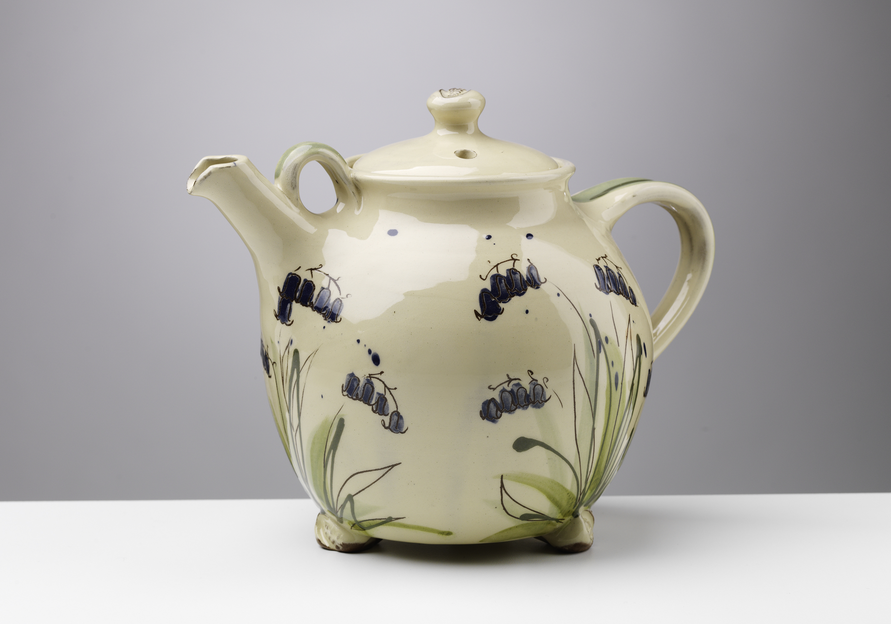 Bluebell teapot, large