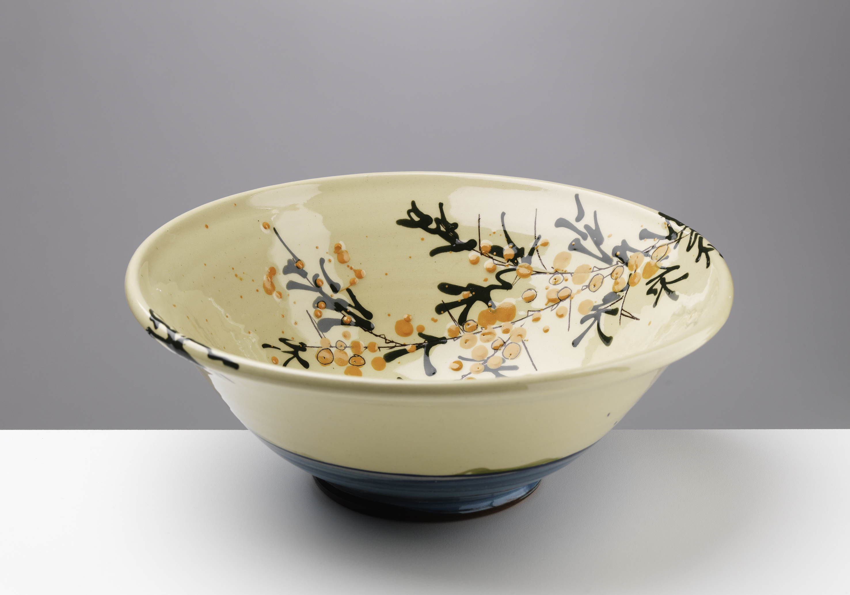 Seabuckthorn bowl