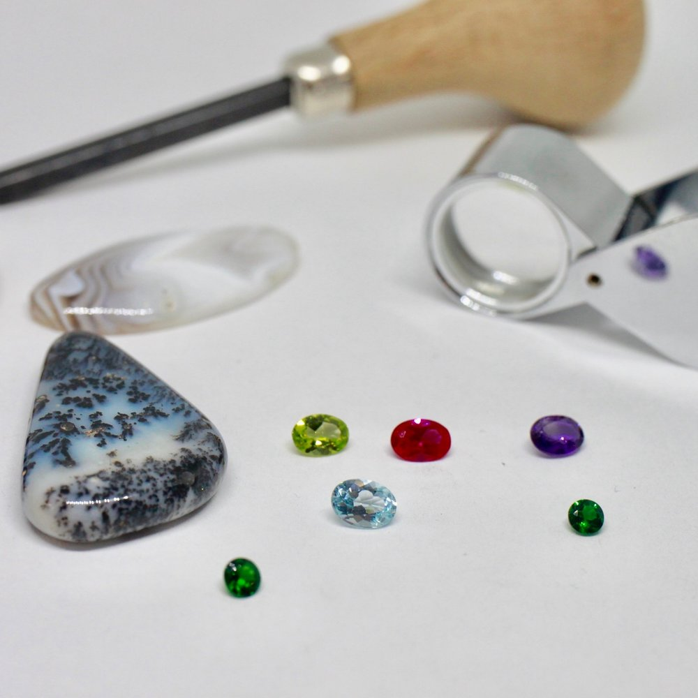 Introduction to Gemmology for Jewellers