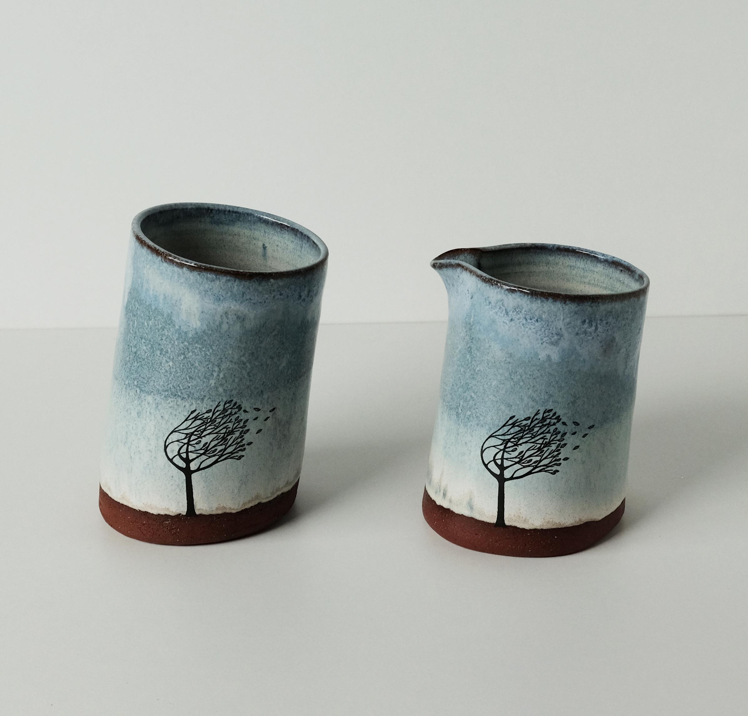 Julia Smith Two little pots battling the wind.jpg