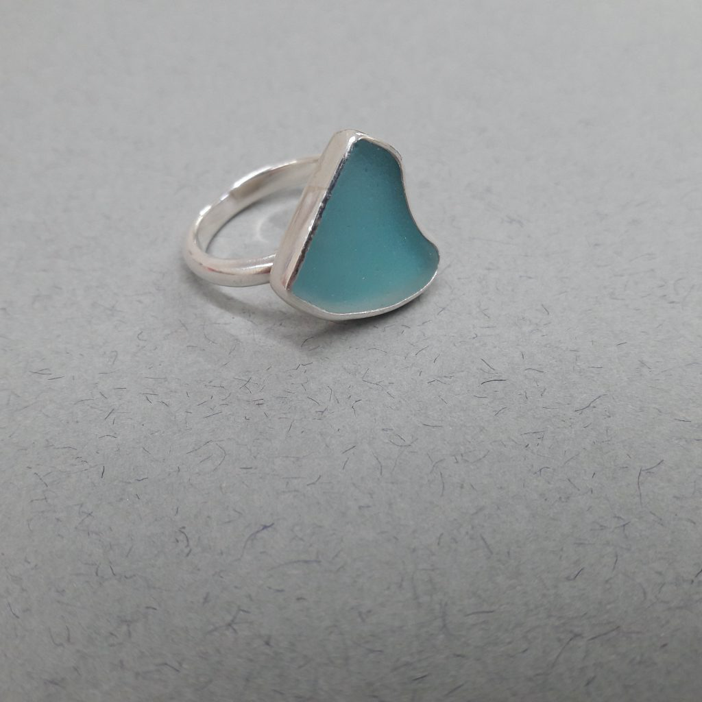 Make a Sea Glass Ring Two Day Weekend Workshop