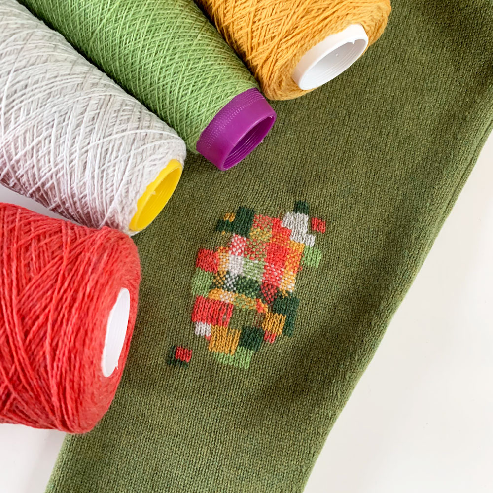 Darning: An Introduction to Visible Mending (Digital Workshop)