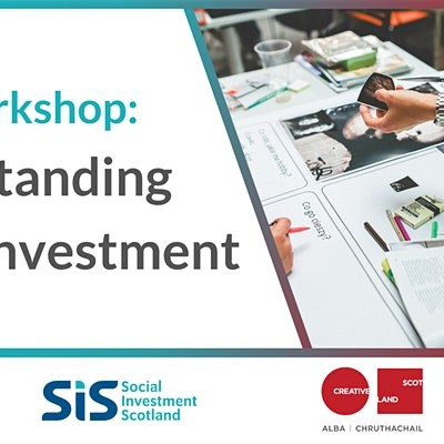 Understanding Social Investment Workshop (Glasgow)