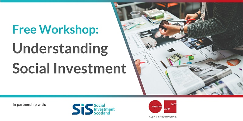 Understanding Social Investment Workshop (Glasgow)