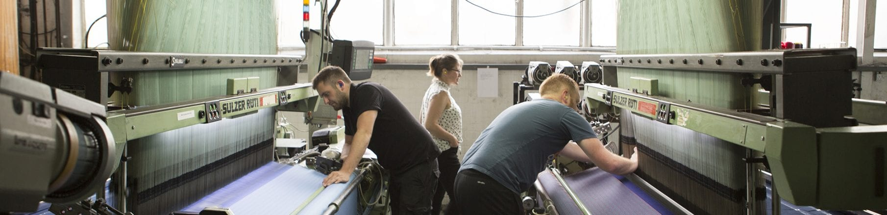 UK companies: apply for a young textile technician training grant