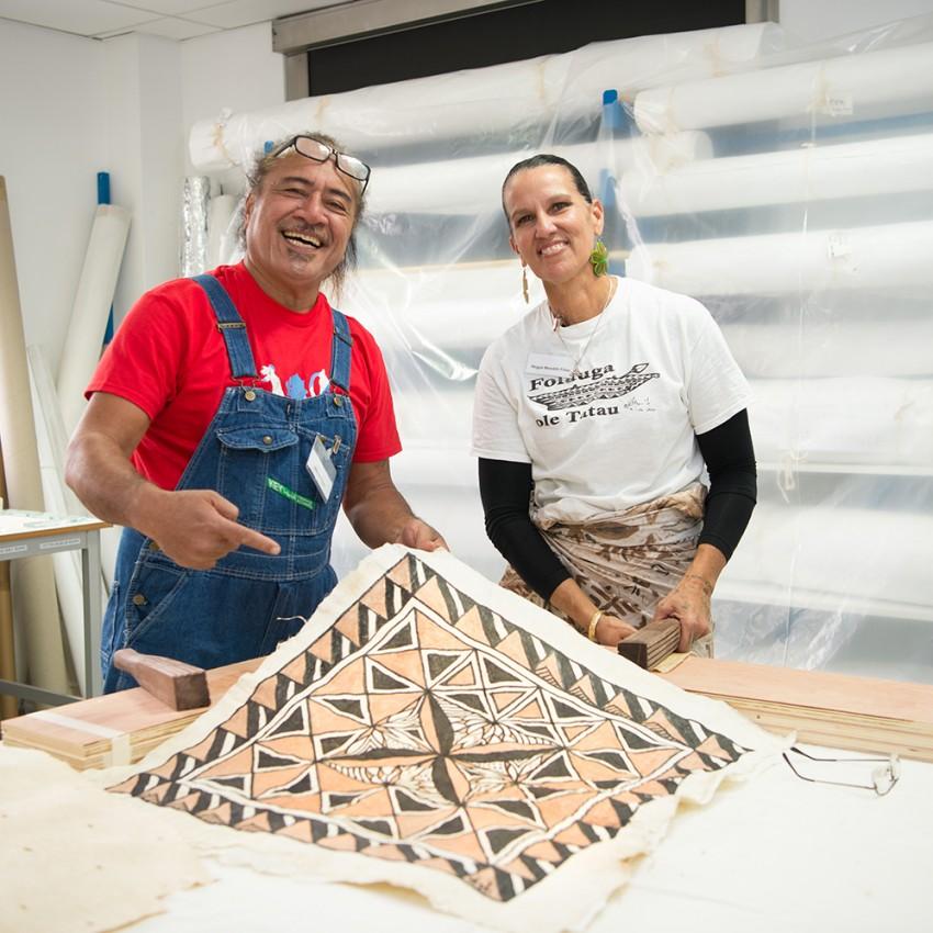 The Art of Siapo: Samoan Textiles Masterclass