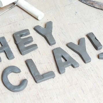 Hey Clay! 2020 (#GetCreativeAtHome)
