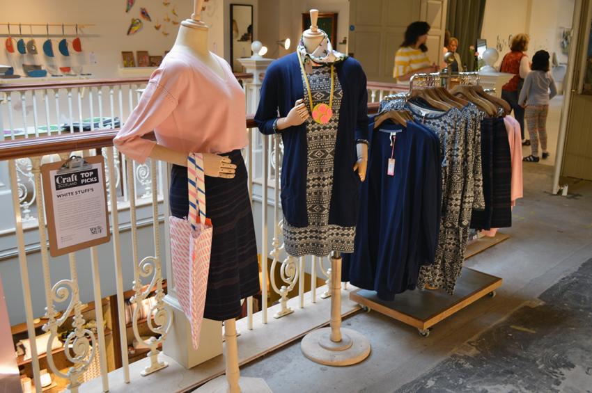 Craft Scotland Summer Show 2017 - White Stuff womenswear