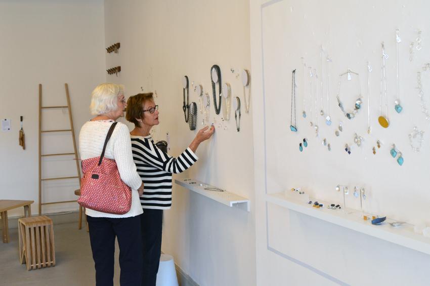 Craft Scotland Summer Show 2017 - Joanne Thompson Jewellery