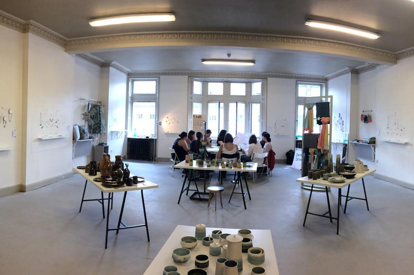 Craft Scotland Summer Show 2017 - Creative Edinburgh