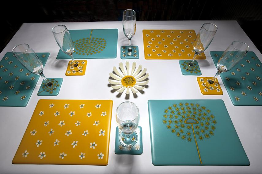 Table set commission