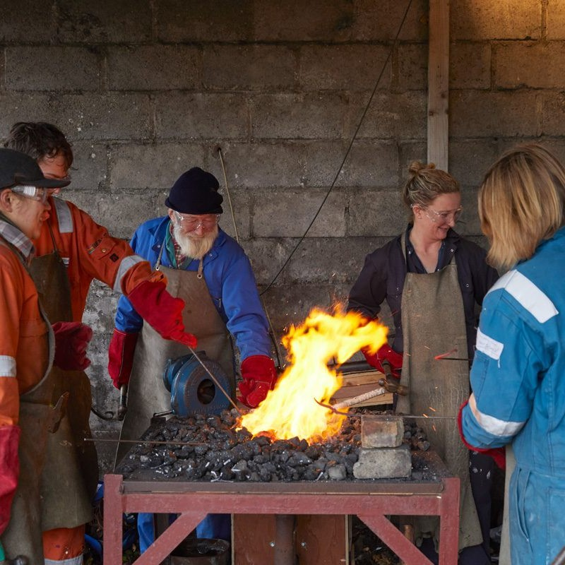 Introduction to Blacksmithing - March 2021