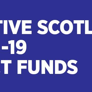 Creative Scotland: COVID-19 Impact Funds