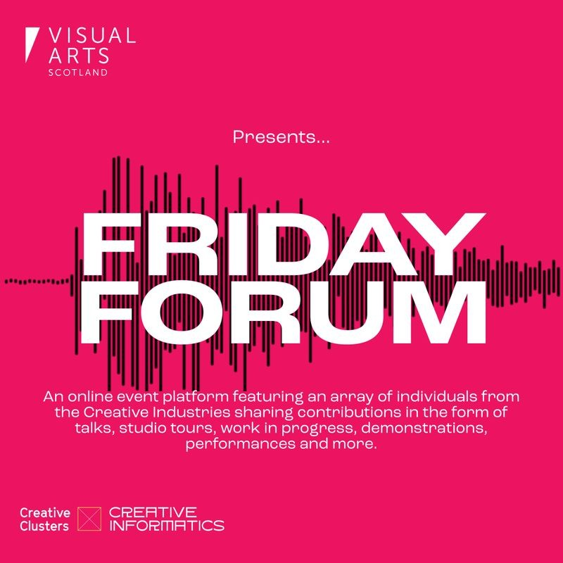 Friday Forum: Call for Proposals