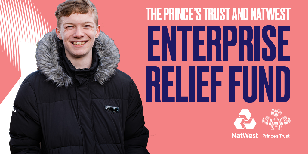 The Prince's Trust and NatWest Enterprise Relief Fund