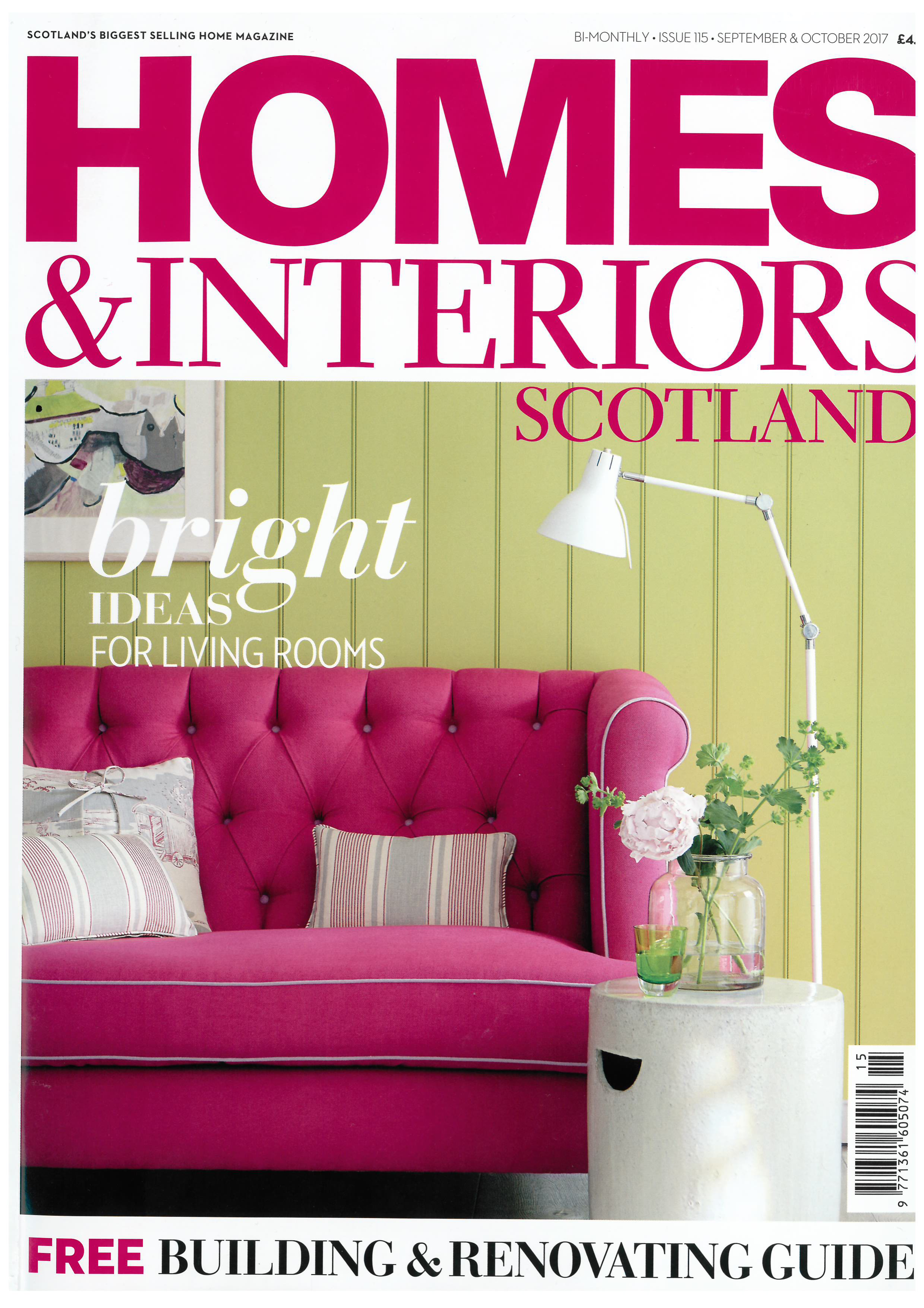 Home & Interiors: Scotland: Craft & Design