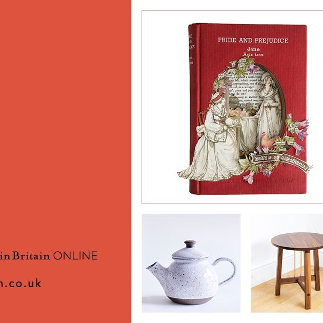 Handmade ONLINE - Apply to sell your work online on Handmade in Britain