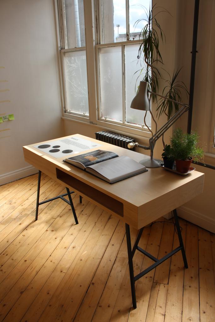 Studio Light Box Desk