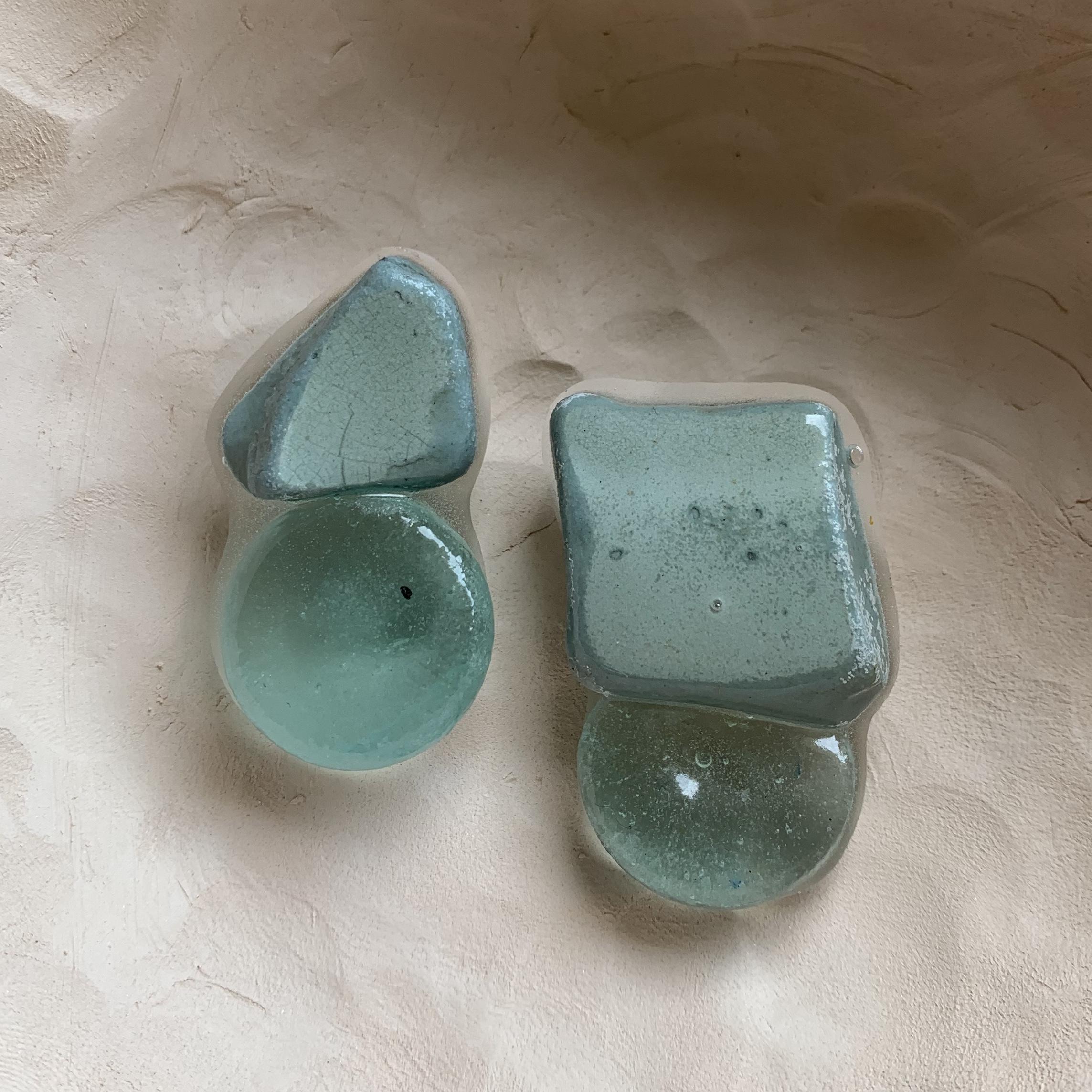 Found Earrings