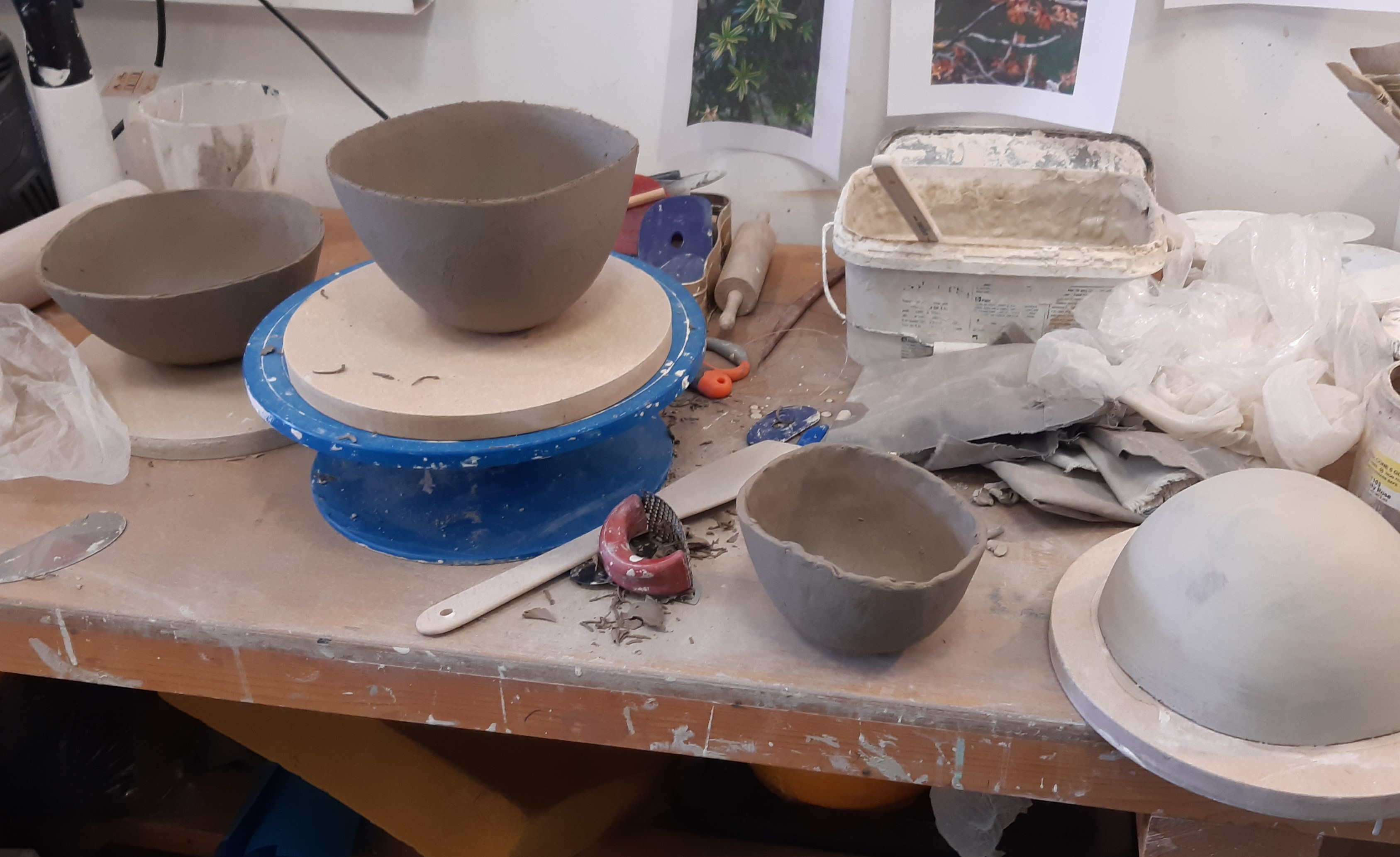 Introduction to ceramics: one day workshop