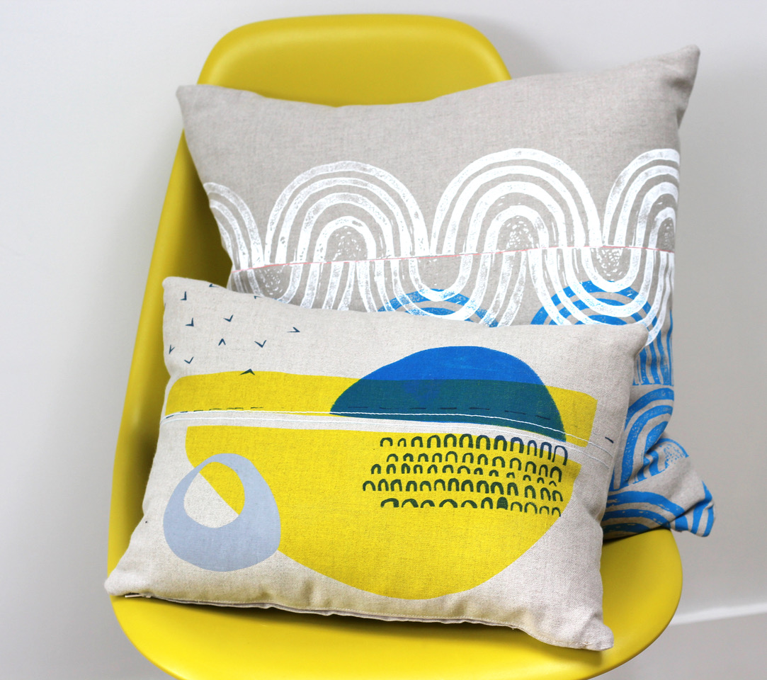 Spring Tide Cushion