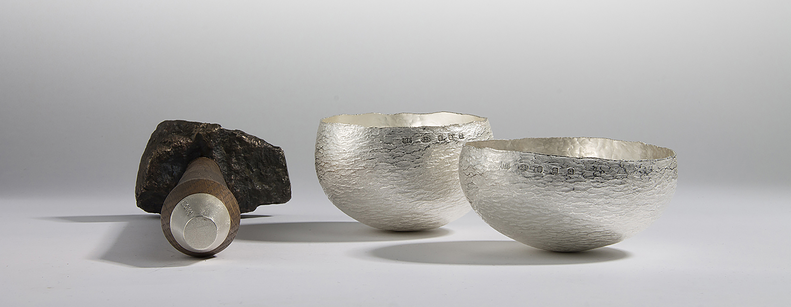 Dunkeld Hammer and Bowl Set