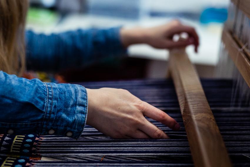 Heather Shields Weaving
