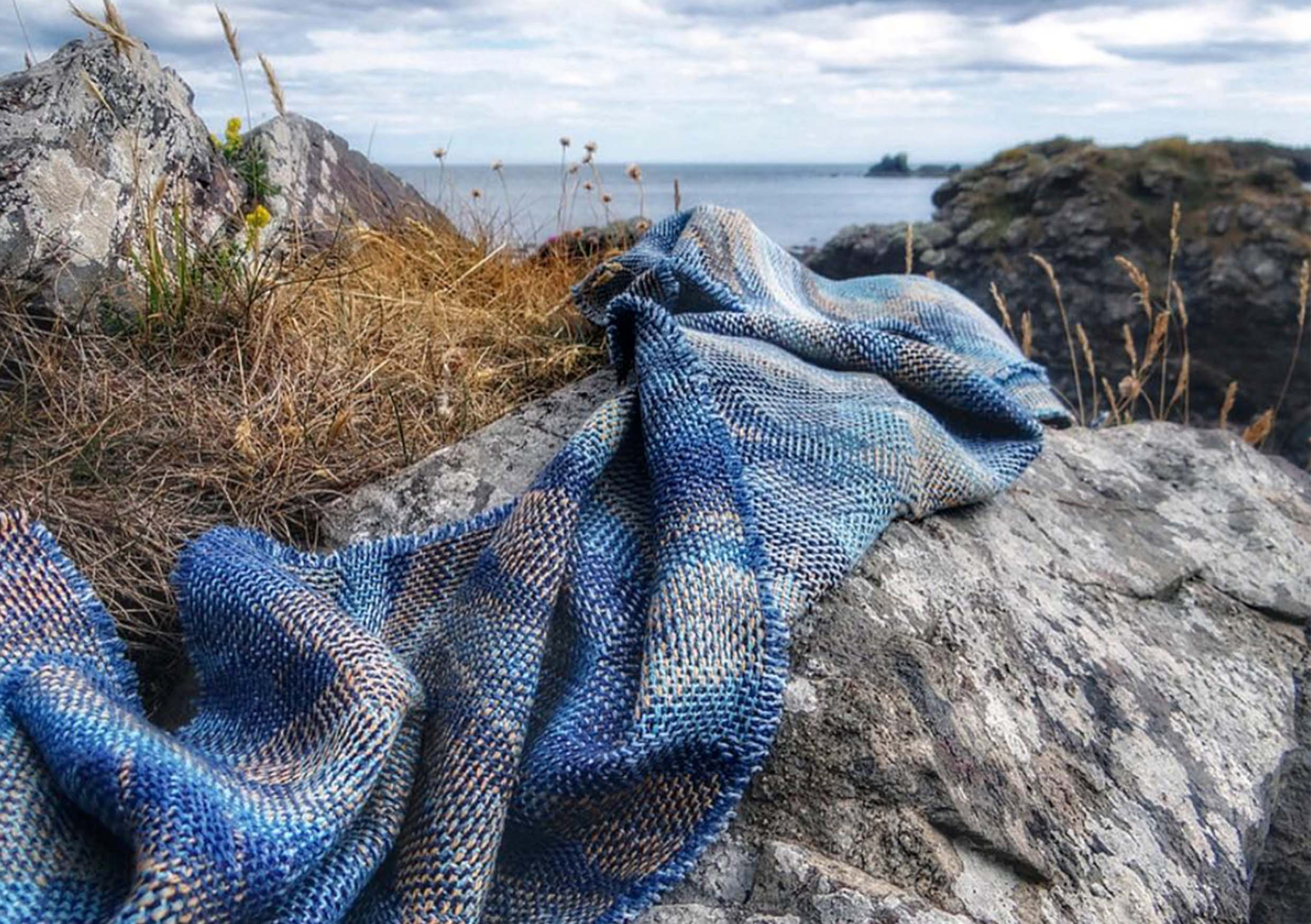 Trade Winds Blanket Scarf