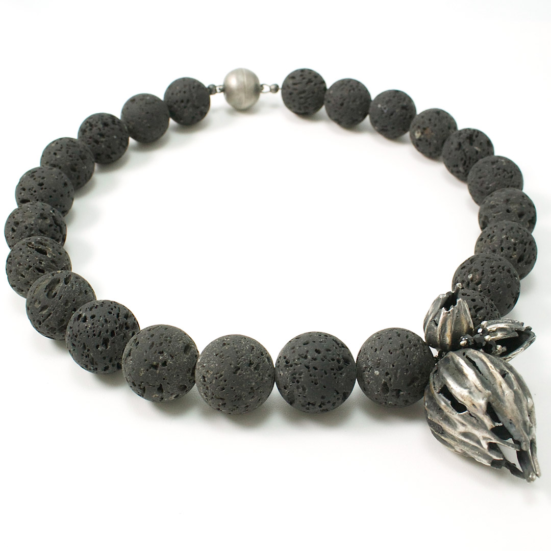 Seedhead Necklace