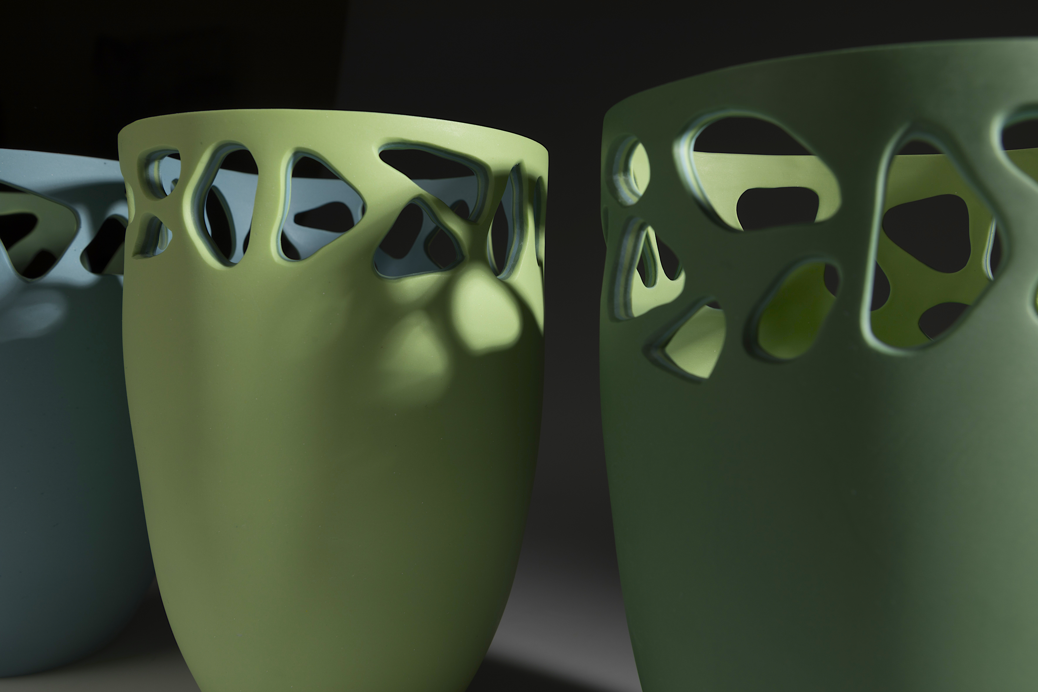 Stratis Collection - Large Vessels Close up