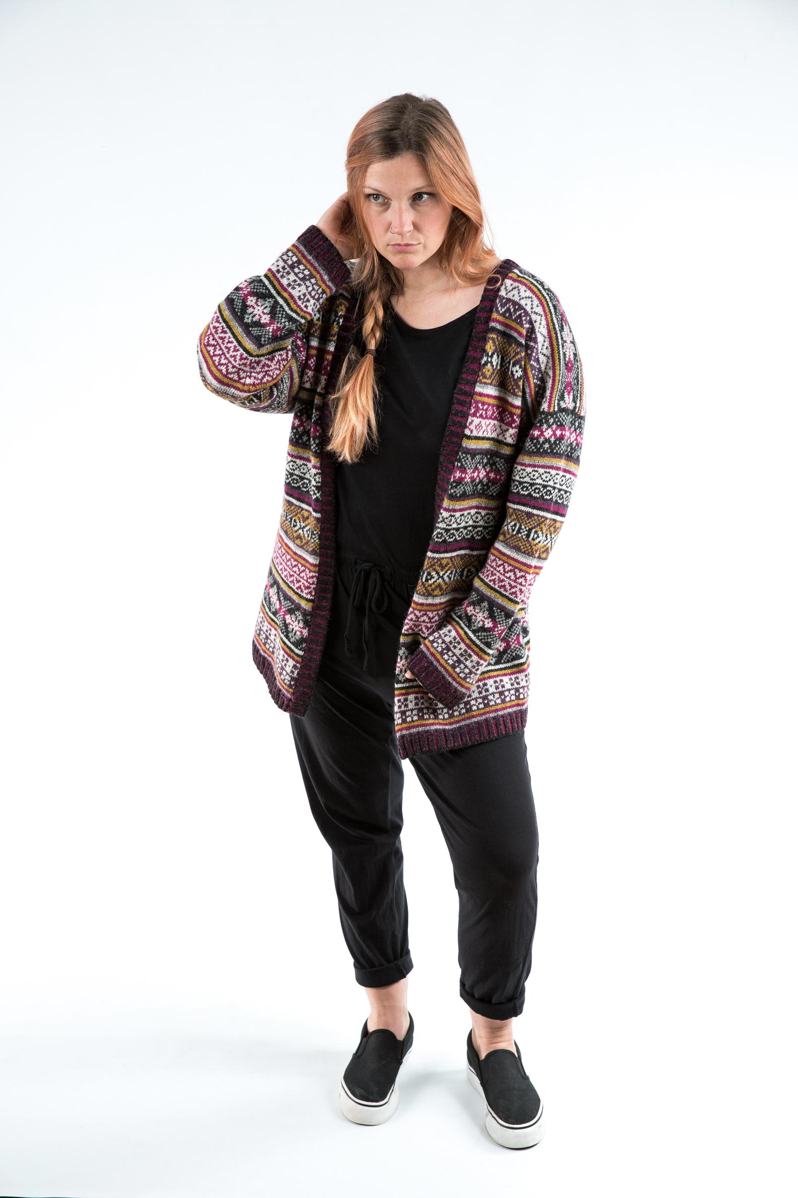 Lea x Sea - oversized cardigan