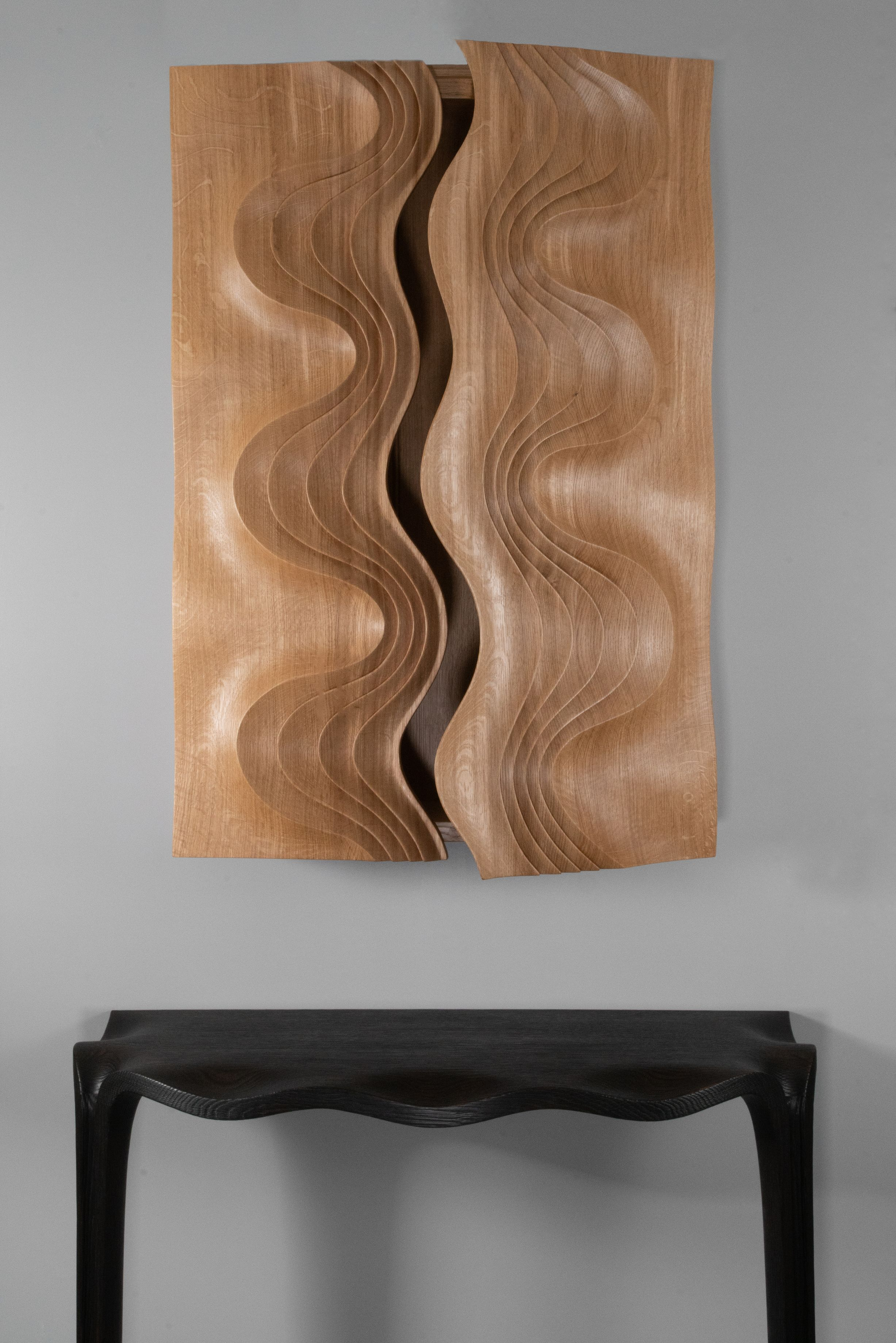 Speyside wall cabinet and table