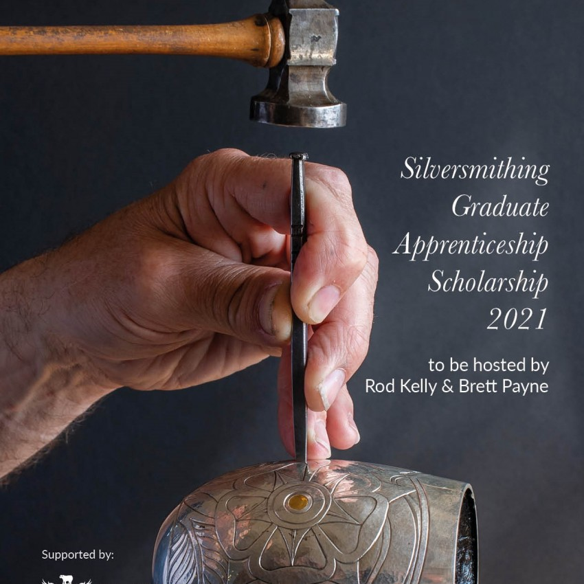 South House Silver Workshop Trust: Silversmithing Graduate Apprenticeship Scholarship 2021