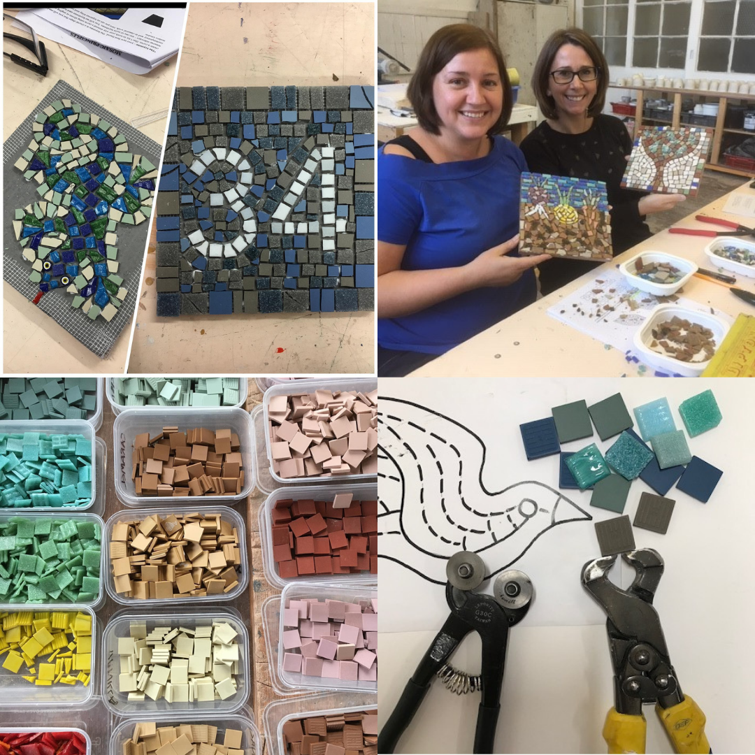 Introduction to Mosaics