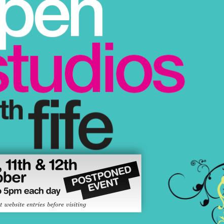Open Studios North Fife 2020