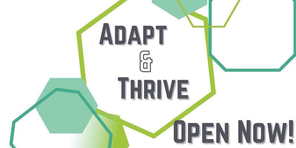 Adapt & Thrive Programme