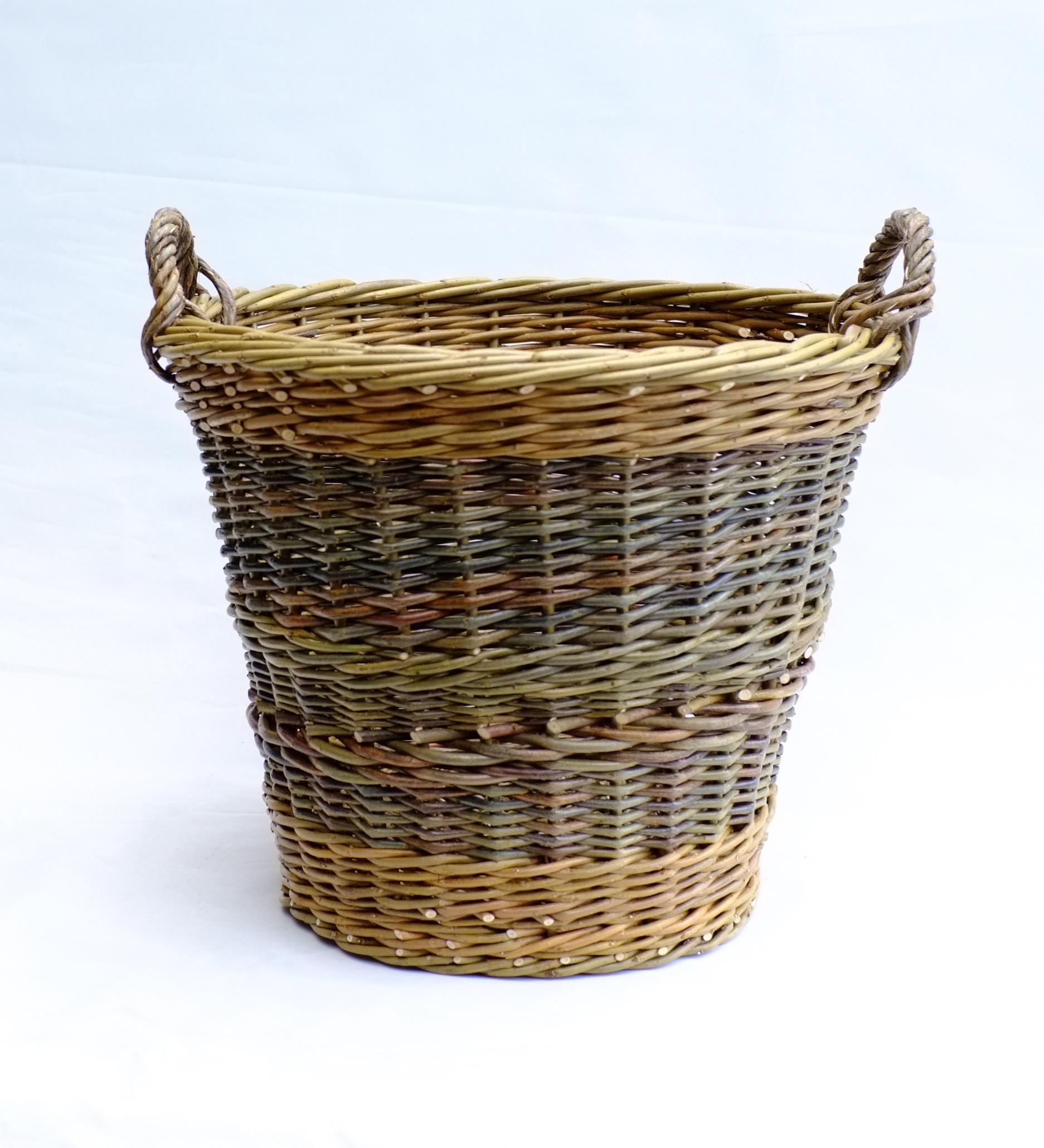 Bushel Log Basket