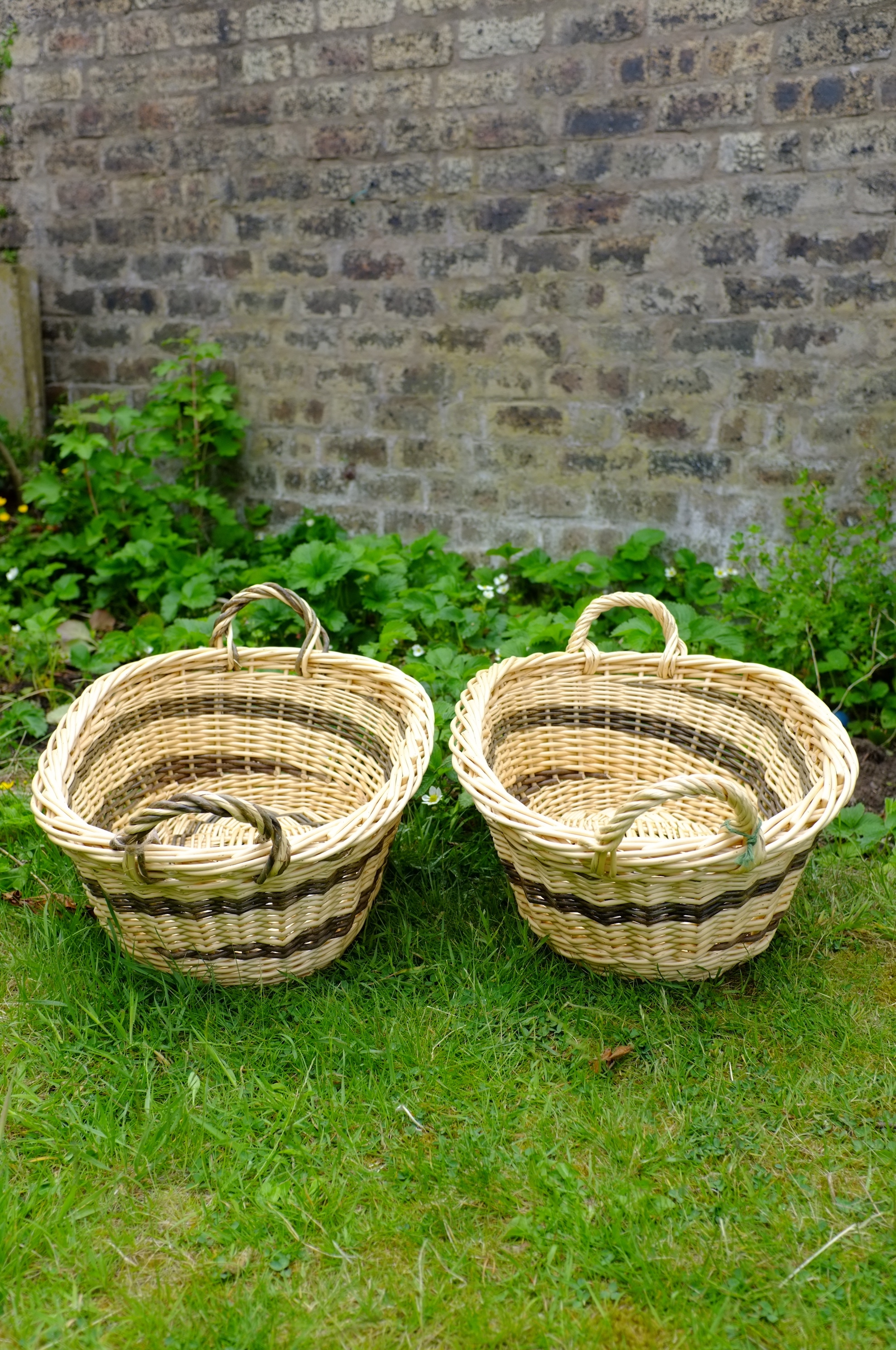 Laundry Baskets 'Traditional Twist'