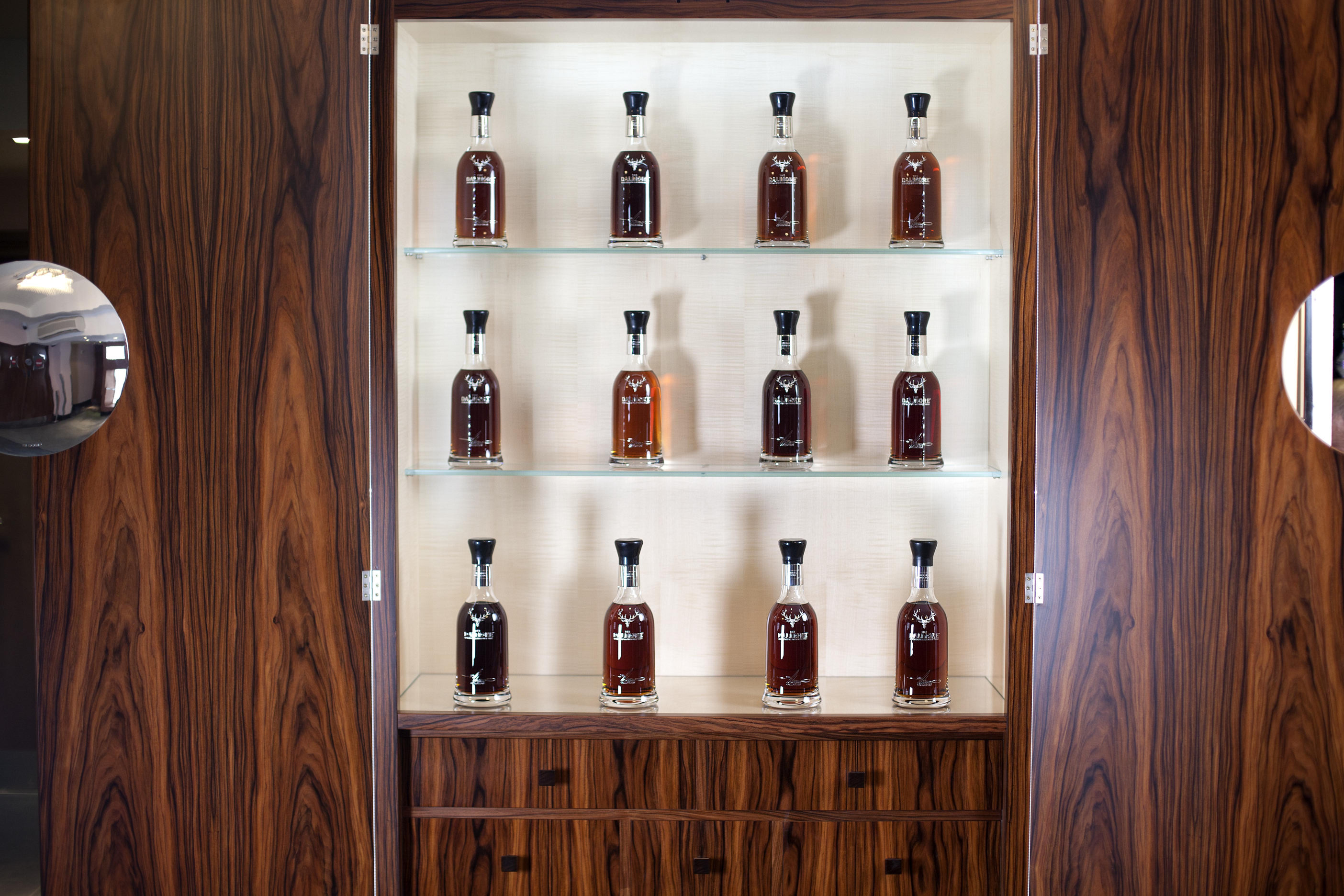 The Paterson Collection Cabinet for Harrods