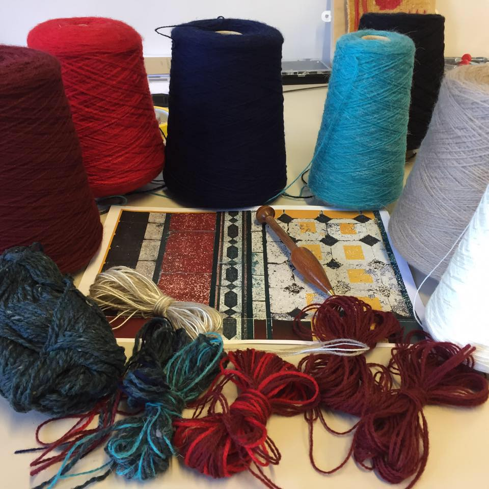 Introduction to Tapestry Weaving Image #1
