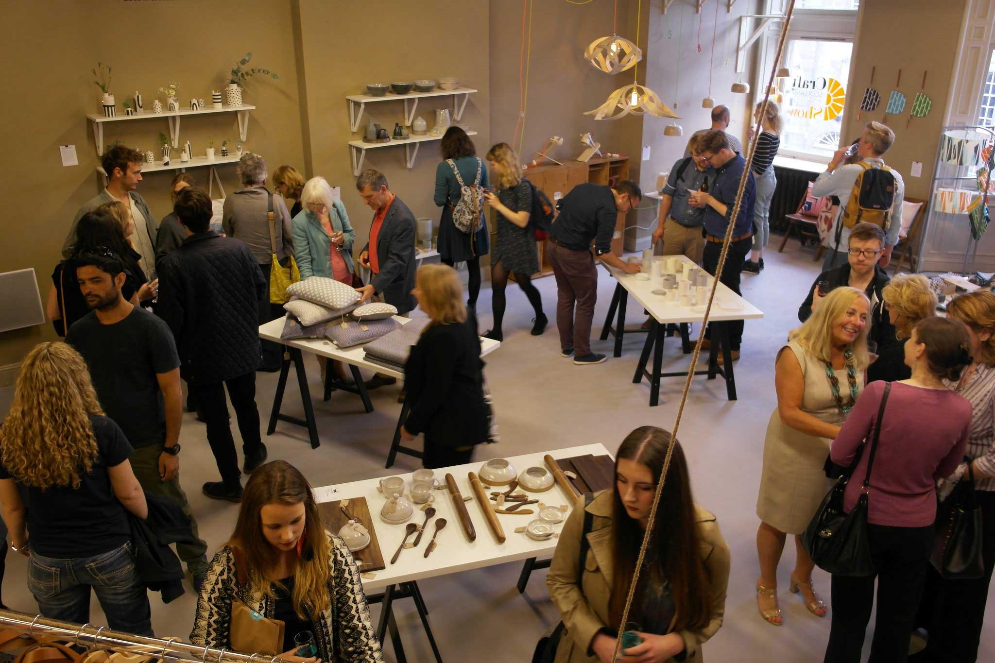 The Craft Scotland Summer Show 2016