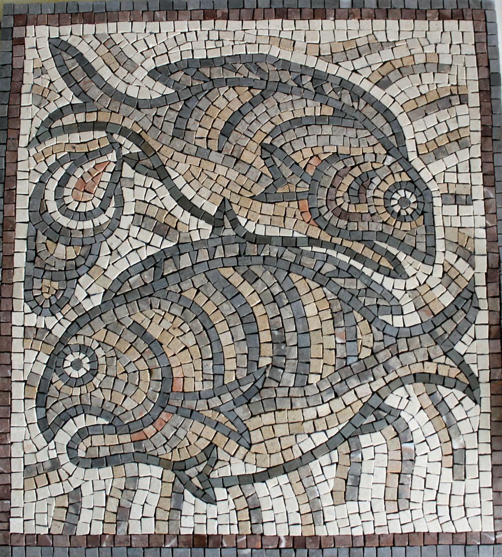 Qasr Libya fish