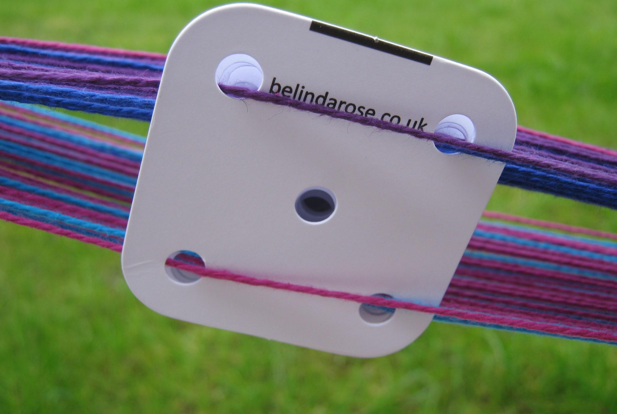 Tablet Weaving with Belinda Rose Image #0