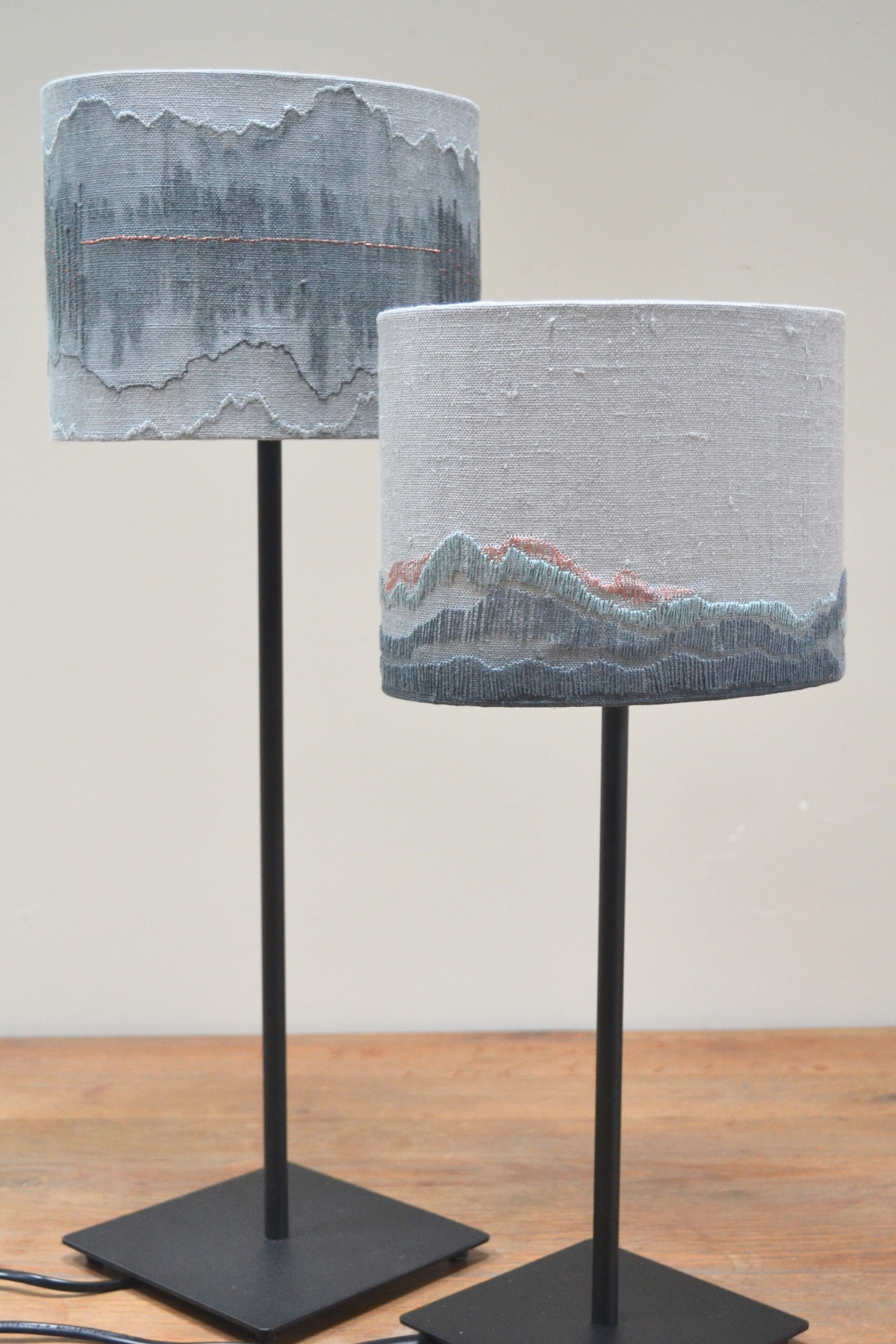 Handstitched Lampshade workshop with Sarah Pooley Image #0