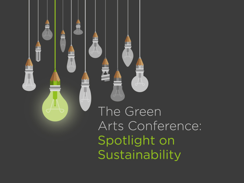 The Green Arts Conference
