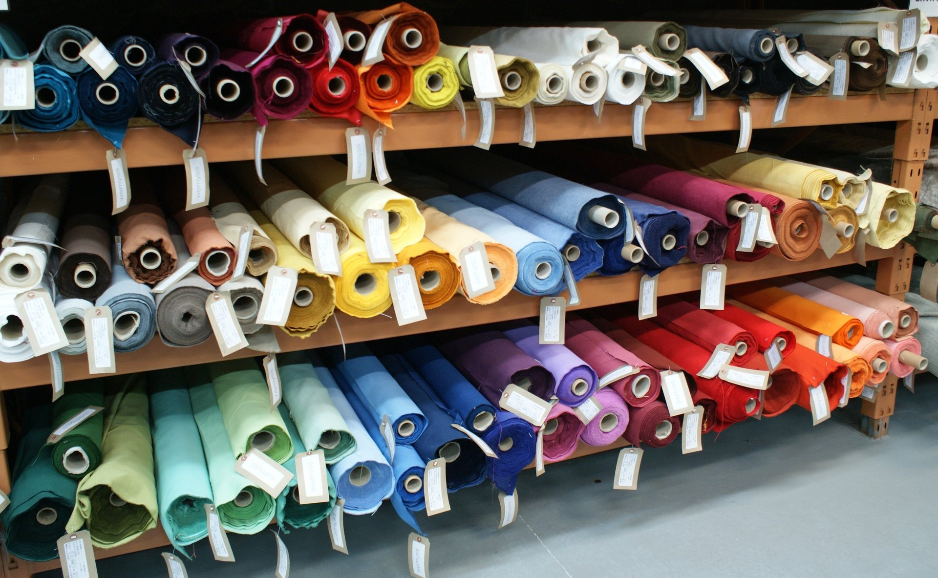 The Fabric Mill at Halley Stevensons