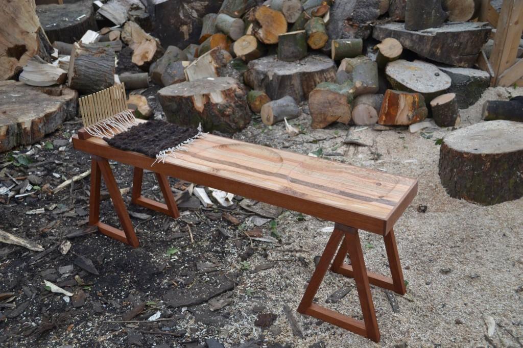 Weaving Bench