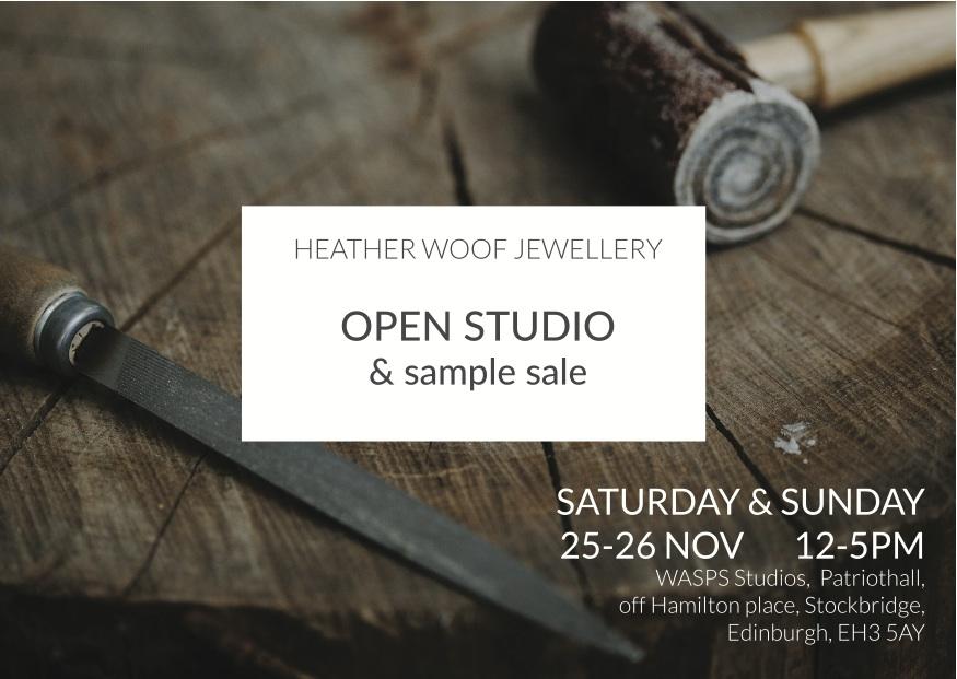 Heather Woof Jewellery: Open Studio Image #0