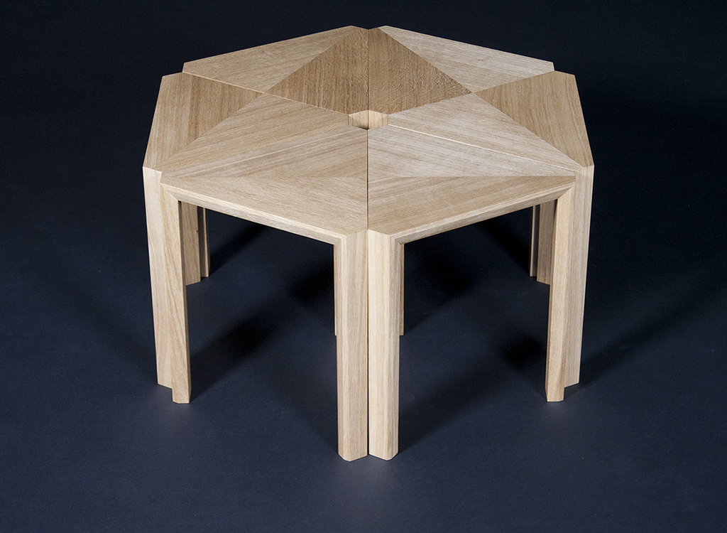 Fractal - side tables